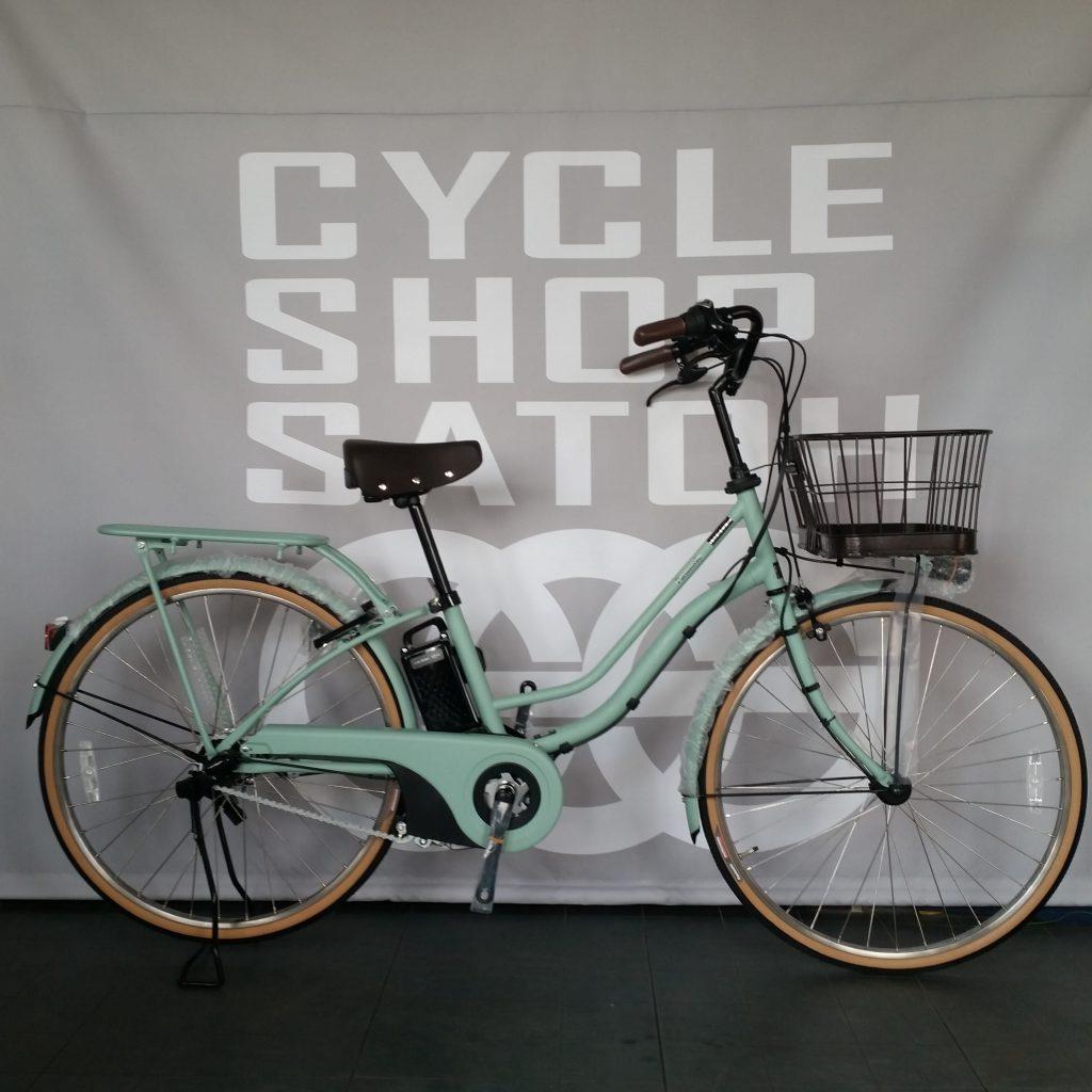 電動アシスト自転車商品入荷情報!