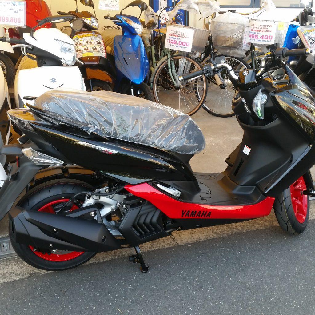 大人気155ccスクーター!!