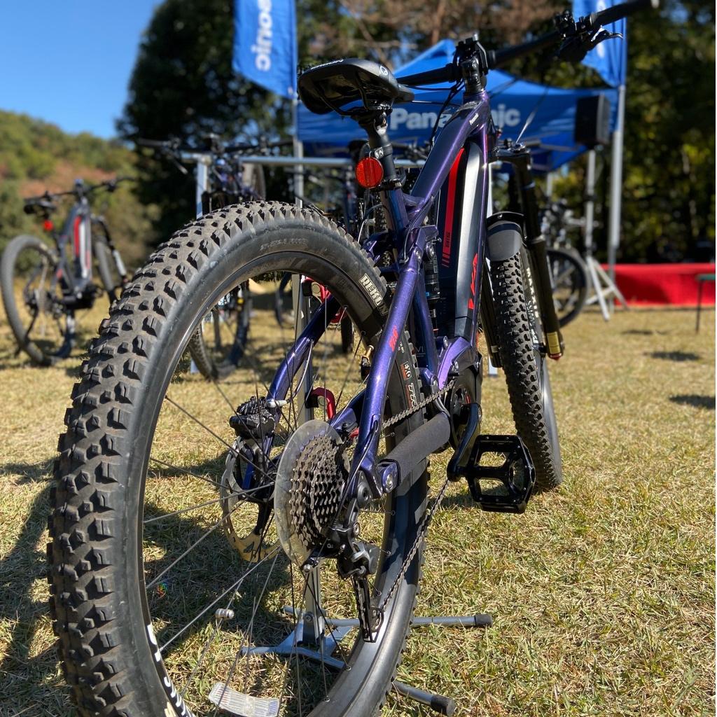 Panasonicのe-bike試乗会🚲